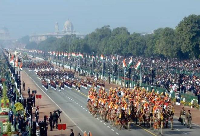 Republic Day 2019: PM Modi greets crowd at Rajpath as event comes to an end