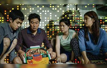 Oscars 2020: South Korean film Parasite becomes first non-English film to bag best film award