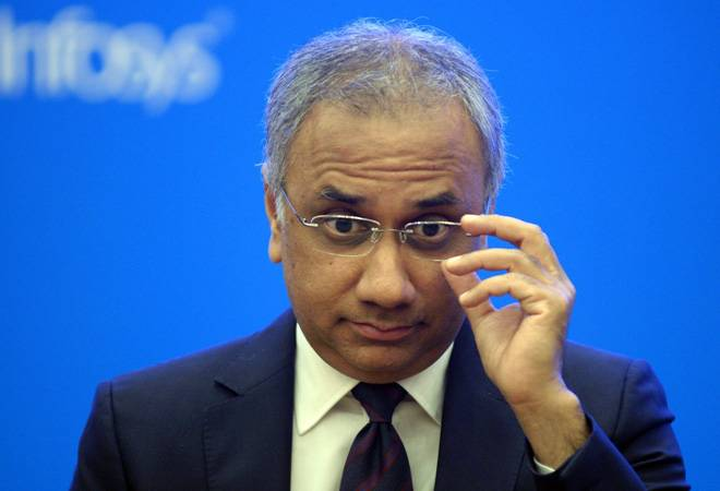 Infosys CEO Parekh spent Rs 22 lakh on personal travel: whistleblower
