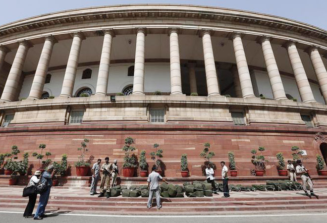 Hurdles for GST Bill as Monsoon session begins today