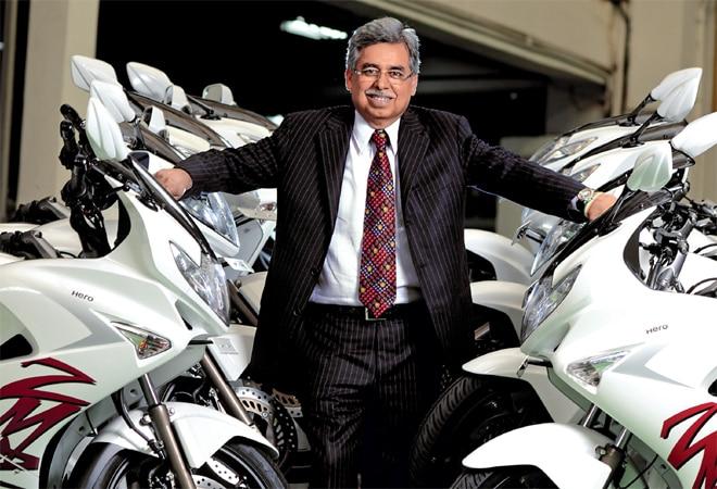 Hero MotoCorp Chairman Pawan Munjal