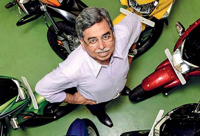 Hero MotoCorp CMD and CEO Pawan Munjal