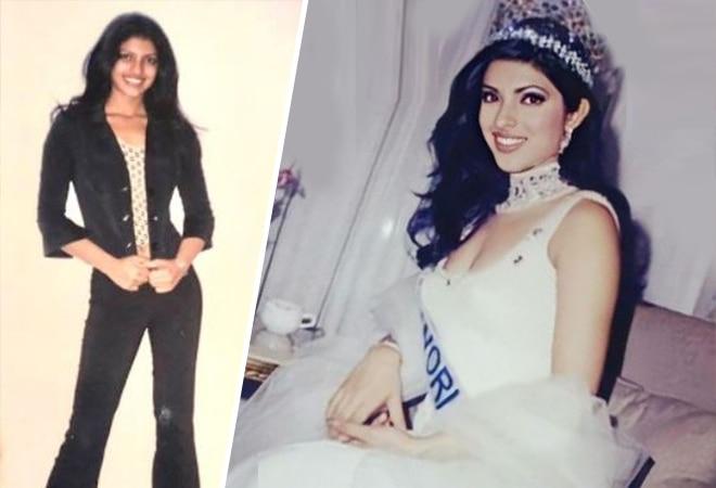 Priyanka Chopra takes a walk down memory lane; shares pics from when she was 'mean, lean, all of 17'