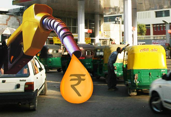 Petrol price touches an all-time high of Rs 78.27 in Delhi, diesel at Rs Rs 69.17