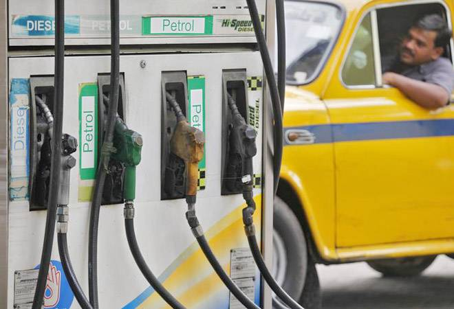 Petrol price down Rs 2 per litre in 14 days, diesel Rs 1.5 lower per litre
