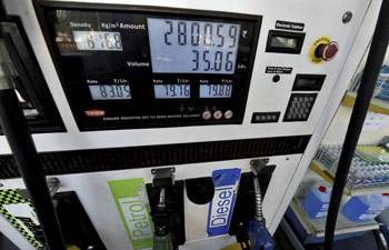 Petrol, diesel prices hiked for sixth time in seven days