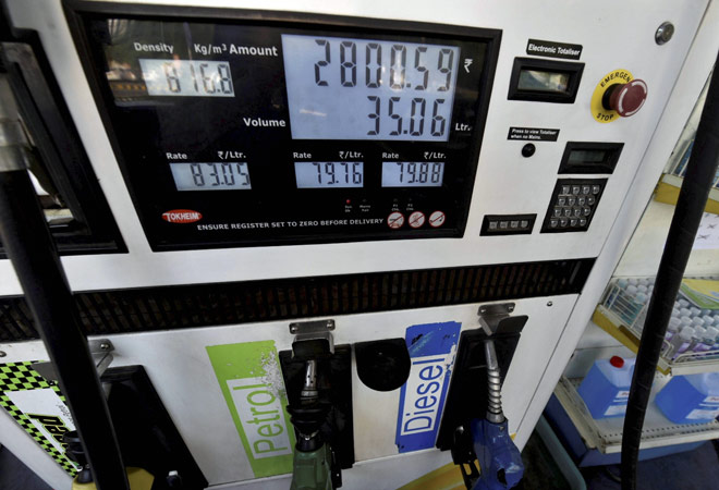 Diesel price drops for fourth straight day, petrol remains unchanged; check latest fuel rates
