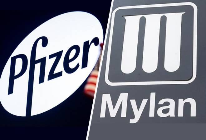 Mylan NV, Pfizer say the combined entity will be called Viatris