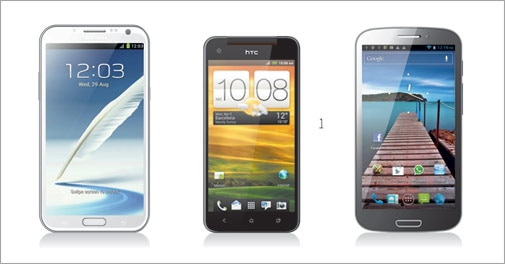 Phones on Steroids: the Rise of the Phablet