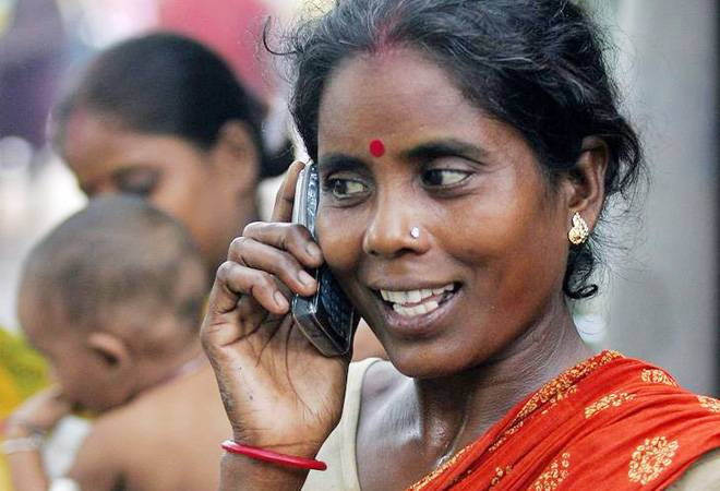 Wireless subscriber growth in rural India hit 15-month high in September