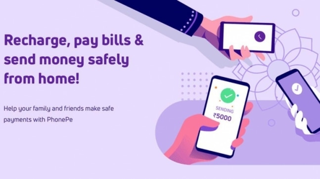 PhonePe beats Google Pay to become top UPI mobile app in December