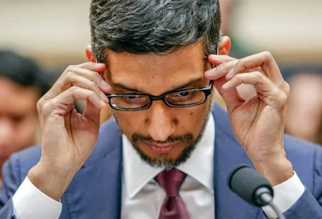 Sundar Pichai-led Google sets up $10 billion India digitisation fund