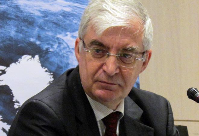 Pierre Jacquet, President, Global Development Network