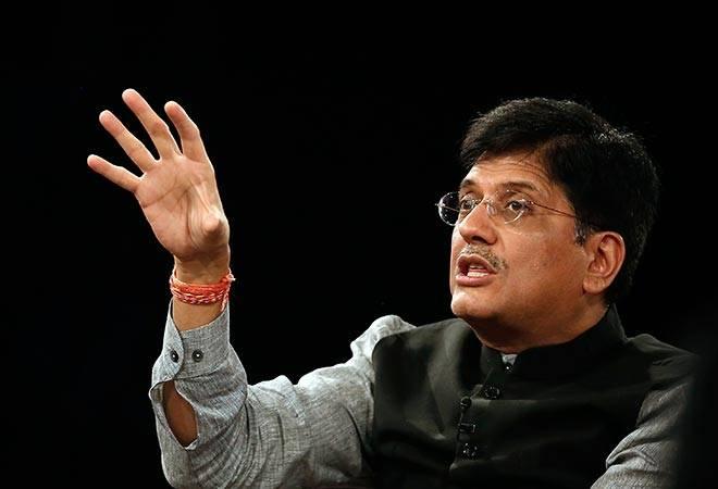 Union Coal and Power Minister Piyush Goyal
