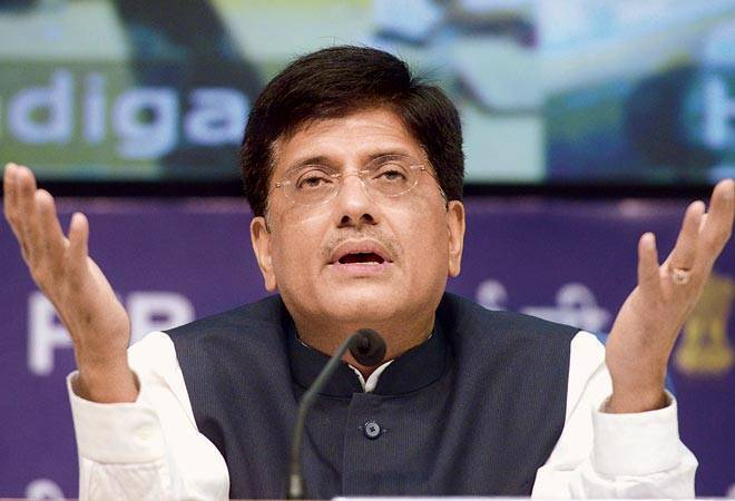 Piyush Goyal, Minister for Coal, Power and New and Renewable Energy