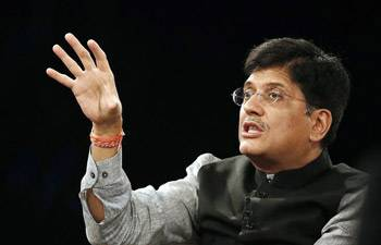 India won't engage with RCEP unless there's greater transparency: Piyush Goyal at Davos