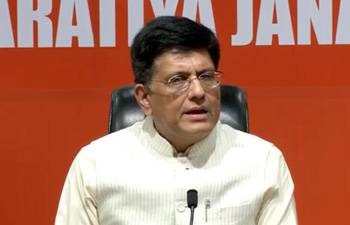 Piyush Goyal says freight trains could compensate customers for delay in goods delivery
