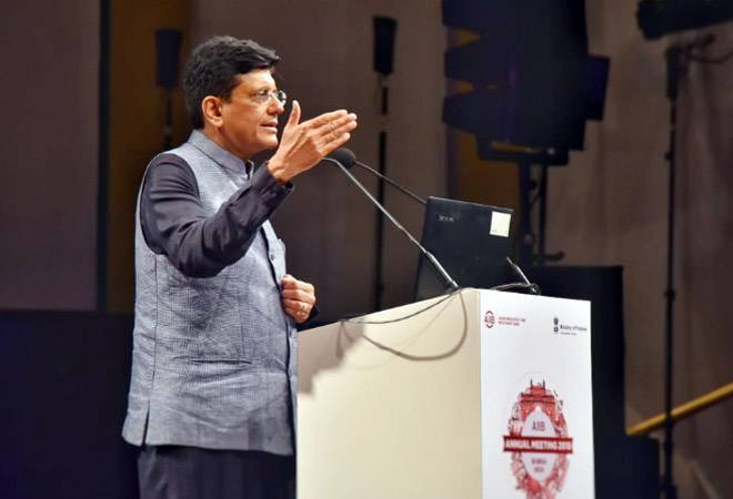 Blockbuster listing of IRCTC IPO is a testament to 'Make in India', says Piyush Goyal