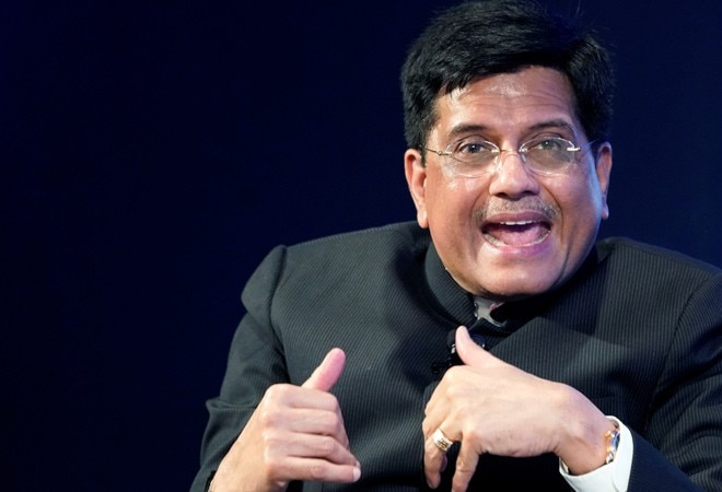 Piyush Goyal stresses on need for private sector support for railways' development