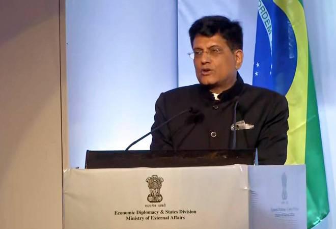 COVID-19 in China may impact Indian manufacturers: Piyush Goyal