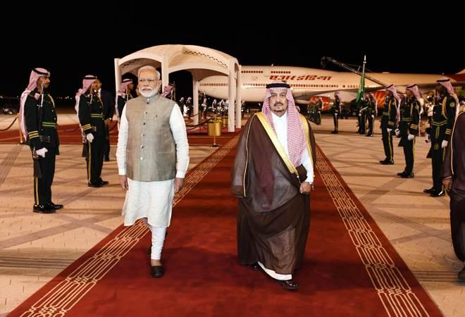 PM Modi to hold bilateral talk with King Salman in Saudi Arabia