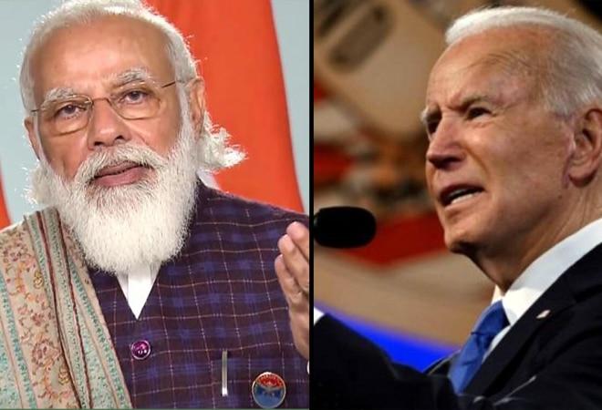 PM Modi, Biden discuss COVID-19 situation, vaccine supplies; details here
