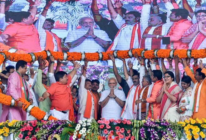 From Modi TV to Modi app, here's how brand Modi plays in election