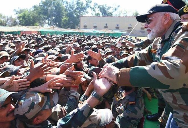 Indian armed forces donate over Rs 200 crore to PM-CARES Fund from salaries, reveals RTI