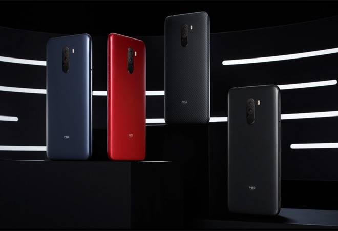 Image result for Xiaomi Poco F1