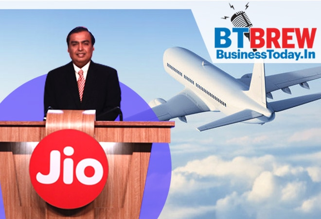 Jio partners with 22 foreign airlines for inflight internet connectivity