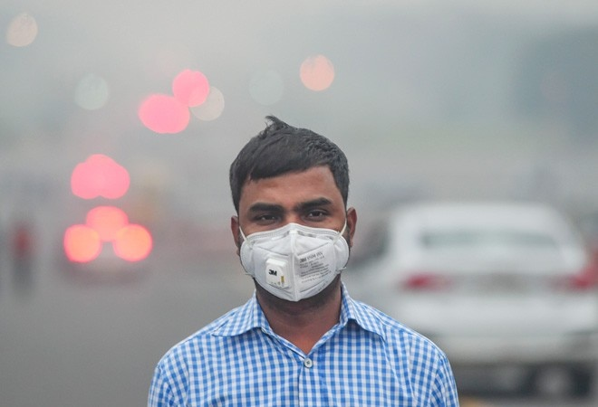 Pollution levels spike in Delhi-NCR post Diwali