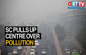 SC pulls up Centre, says find ways to solve pollution crisis