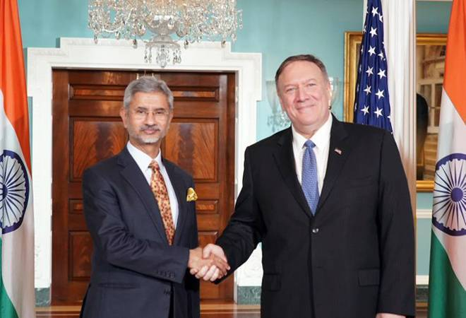 Jaishankar, Pompeo discuss joint efforts to contain COVID-19, Indo-Pacific over phone