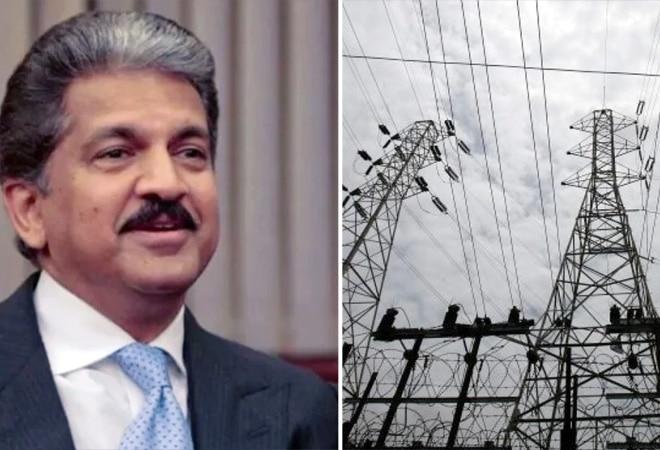 Anand Mahindra shares rib-tickling meme on Mumbai's power outage