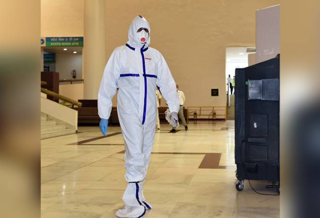 Govt mulls exporting PPE suits as production hits surplus