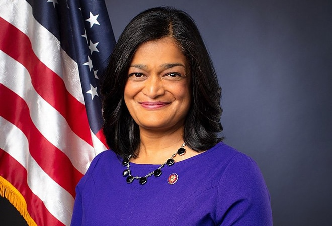 Pramila Jayapal, 55, was named to powerful budget committee and Raja Krishnamoorthi, 47, was appointed to a key congressional committee on the coronavirus crisis