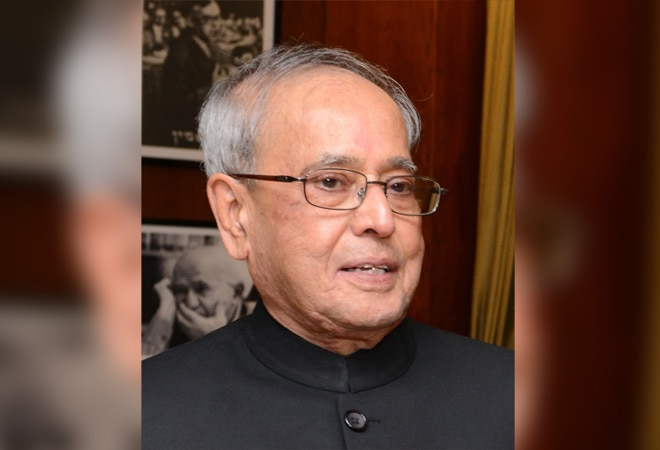 Pranab Mukherjee's daughter tweets former president's old pics on Independence Day as he remains critical