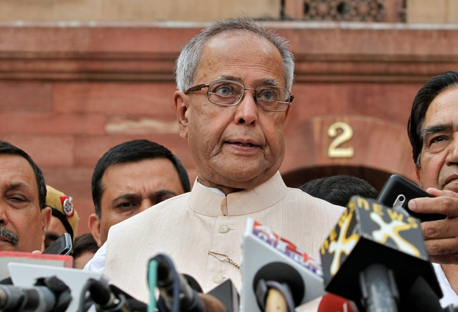 Don't publish Pranab book, says son; 'cheap publicity', says daughter