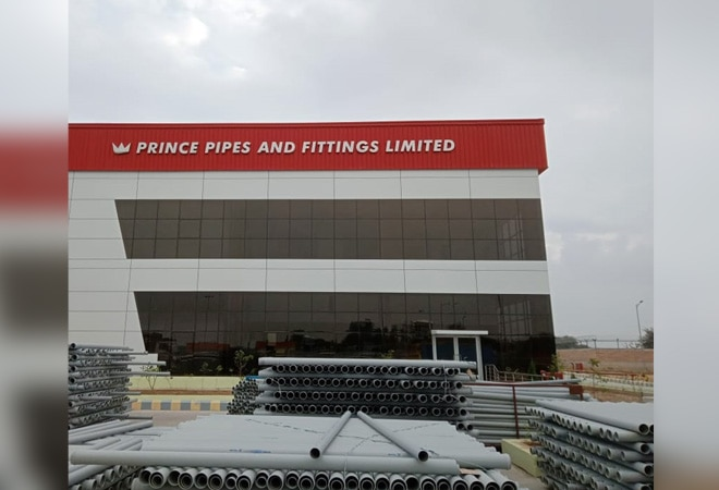 Why Prince Pipes share price rallied 15% in intraday trade