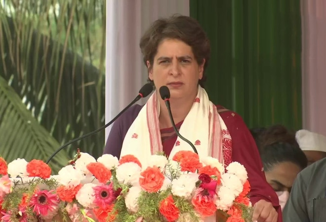 Priyanka Gandhi in home isolation after Robert Vadra tests COVID-19 positive; cancels Assam tour