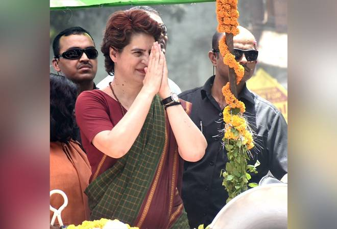 Priyanka Gandhi clears dues on Lutyens' Delhi bungalow hours after govt order to vacate