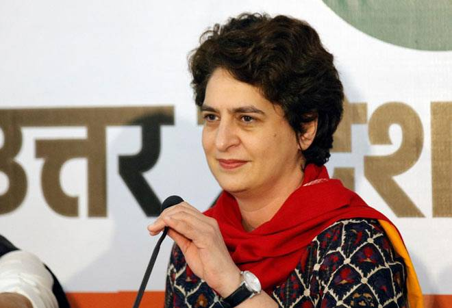Lack of job creation has taken form of epidemic under BJP rule: Priyanka Gandhi Vadra