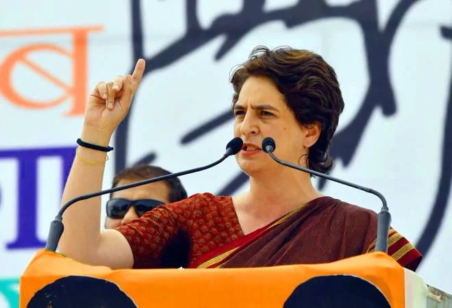 Priyanka Gandhi slams govt for Central Vista Project; questions expenditure amid COVID-19 crisis