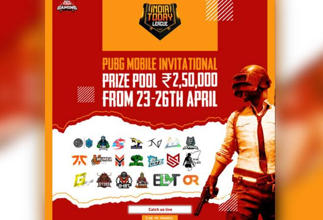 India Today League 2020: PUBG Mobile Invitational schedule; check out here