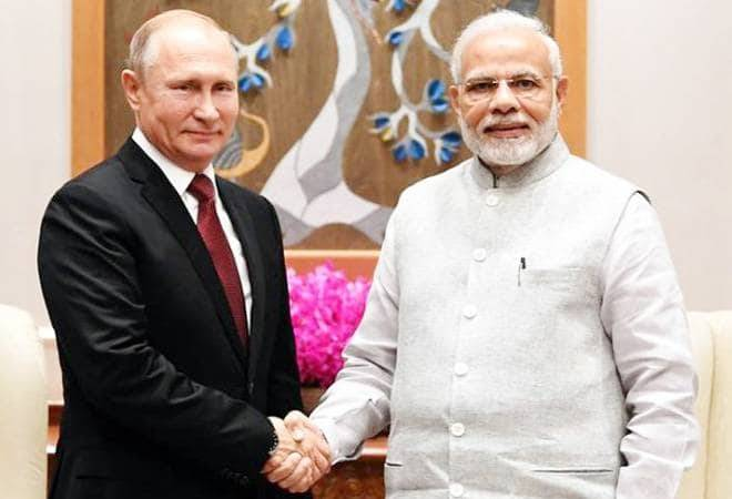 Rifles, choppers made in India under Indo-Russian joint ventures high on Modi-Putin meet agenda