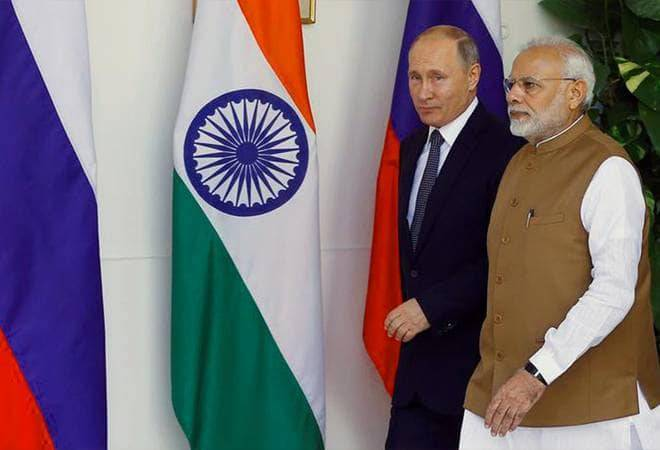 Modi, Putin to sign 25 pacts at upcoming India-Russia annual summit