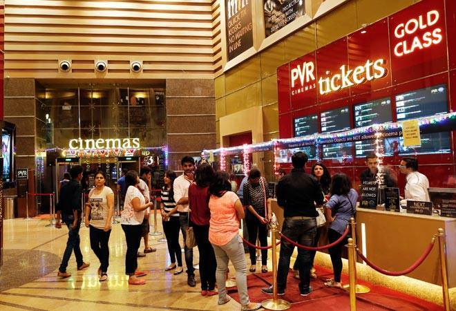 PVR, Inox Leisure stocks rise after govt cuts GST rates on cinema tickets