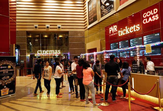 PVR rises nearly 5% on getting NCLT nod for merger with SPI Cinemas
