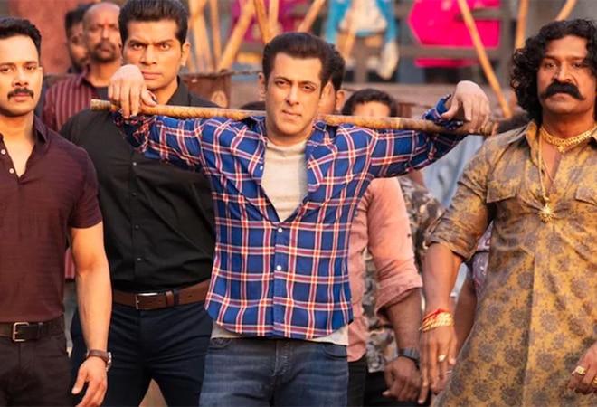 Salman Khan starrer 'Radhe' leaked online, superstar threatens legal action against pirated sites