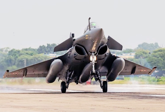 Rajnath Singh to induct five Rafale jets into Indian Air Force on Sept 10